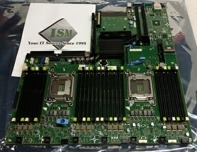 C4y3r Dell Poweredge R720 R720xd Motherboard 020hj X3d66
